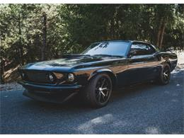1969 Ford Mustang (CC-1304691) for sale in Cadillac, Michigan