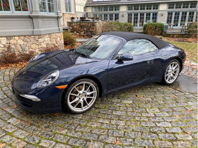 2013 Porsche 911 (CC-1304700) for sale in Holliston, Massachusetts