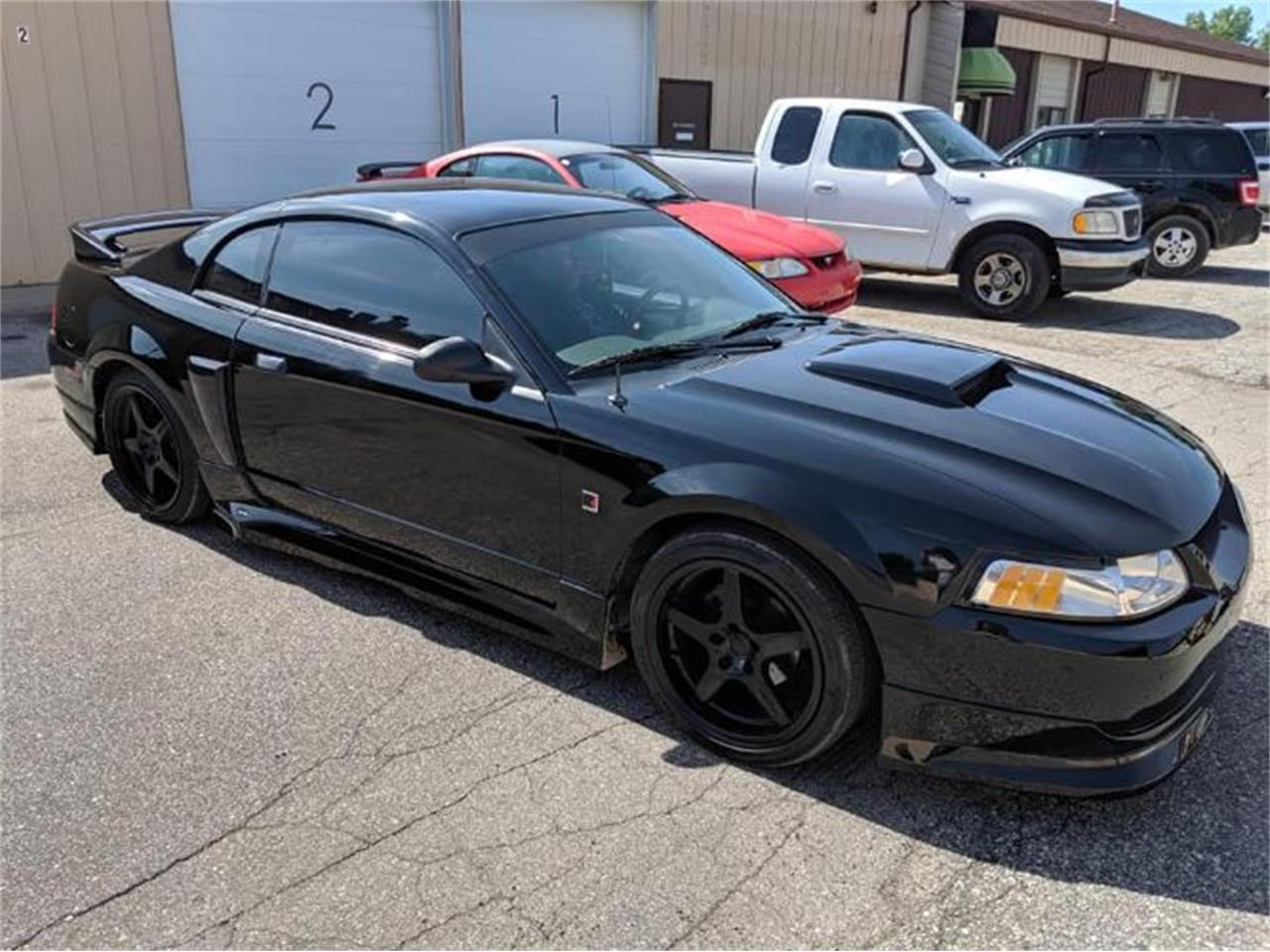 2000 Ford Mustang (CC-1304703) for sale in Cadillac, Michigan
