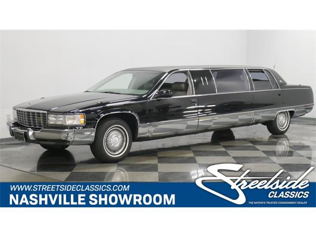 1995 Cadillac Fleetwood (CC-1300471) for sale in Lavergne, Tennessee