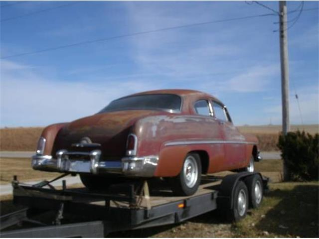 1951 Mercury Coupe (CC-1304710) for sale in Cadillac, Michigan