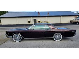 1966 Lincoln Continental (CC-1304714) for sale in Cadillac, Michigan
