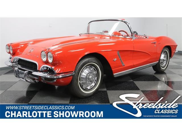 1962 Chevrolet Corvette (CC-1300475) for sale in Concord, North Carolina