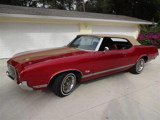 1971 Oldsmobile Cutlass Supreme (CC-1304753) for sale in Sarasota, Florida