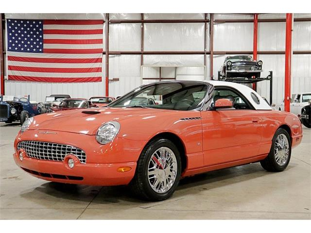 2003 Ford Thunderbird (CC-1300476) for sale in Kentwood, Michigan
