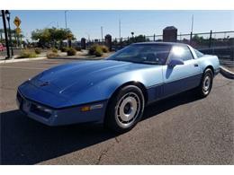 1985 Chevrolet Corvette (CC-1304760) for sale in Scottsdale, Arizona