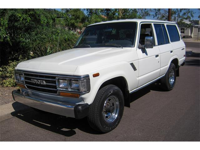 1989 Toyota Land Cruiser FJ (CC-1304787) for sale in Scottsdale, Arizona
