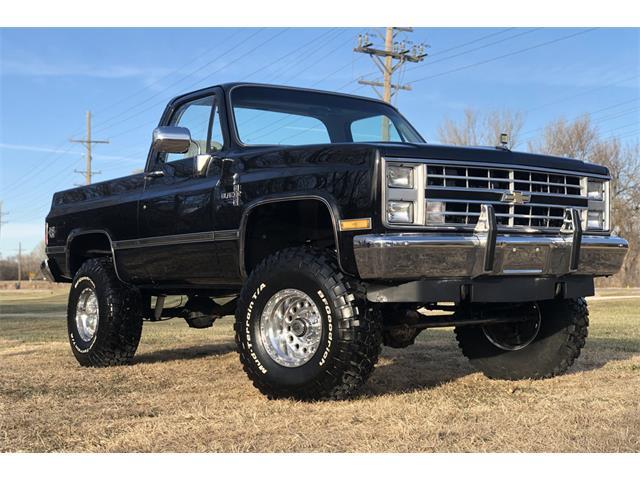 1987 Chevrolet Truck (CC-1304793) for sale in Scottsdale, Arizona