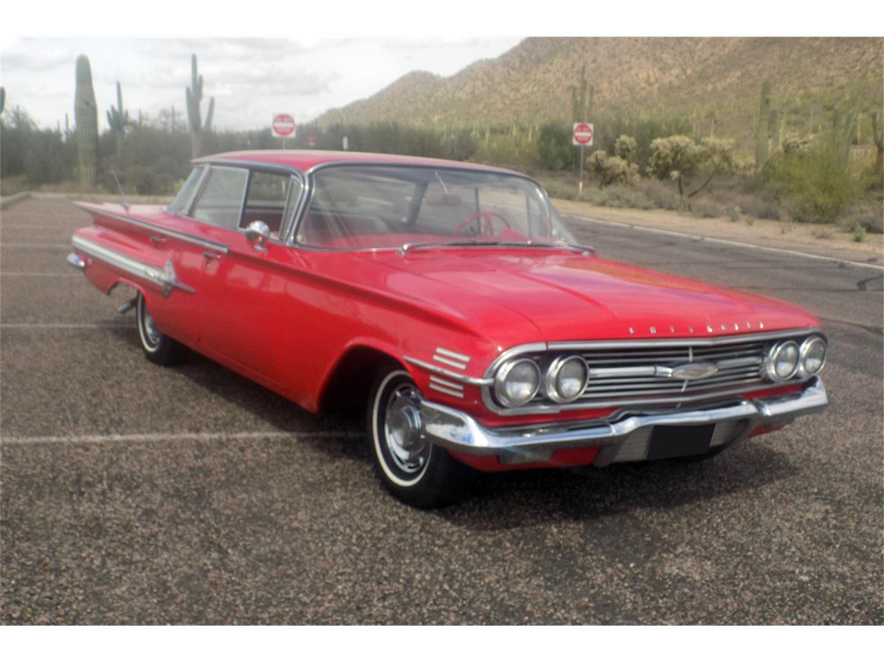 1960 Chevrolet Impala (CC-1304799) for sale in Scottsdale, Arizona