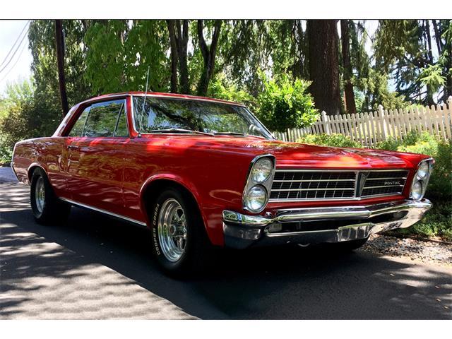 1965 Pontiac Tempest (CC-1304801) for sale in Scottsdale, Arizona