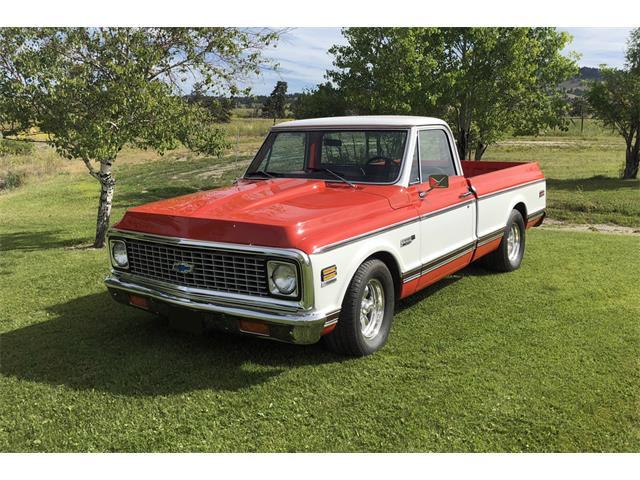 1972 Chevrolet C10 (CC-1304806) for sale in Scottsdale, Arizona