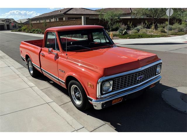 1972 Chevrolet C10 (CC-1304808) for sale in Scottsdale, Arizona