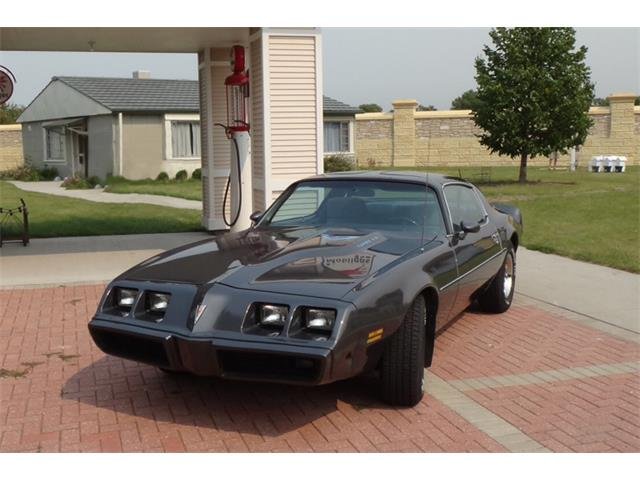 1981 Pontiac Firebird Formula