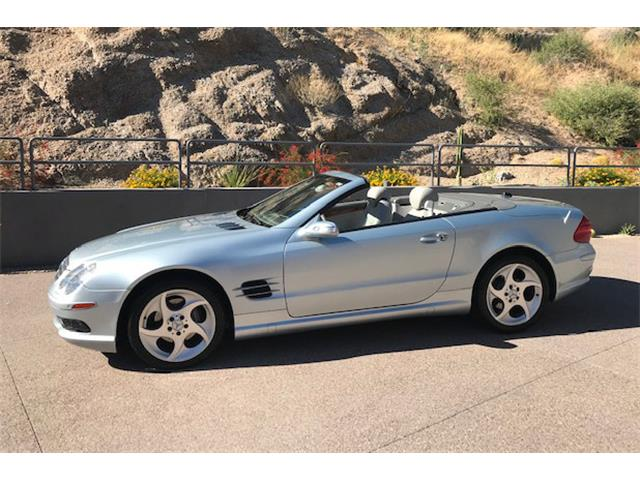 2005 Mercedes-Benz SL500 (CC-1304828) for sale in Scottsdale, Arizona