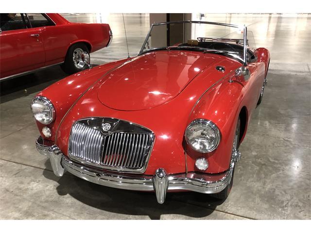 1957 MG MGA (CC-1304835) for sale in Scottsdale, Arizona