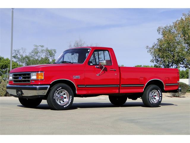 1989 Ford F150 (CC-1304837) for sale in Scottsdale, Arizona