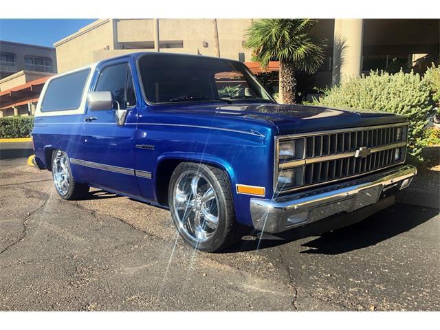 1982 Chevrolet Blazer (CC-1304839) for sale in Scottsdale, Arizona