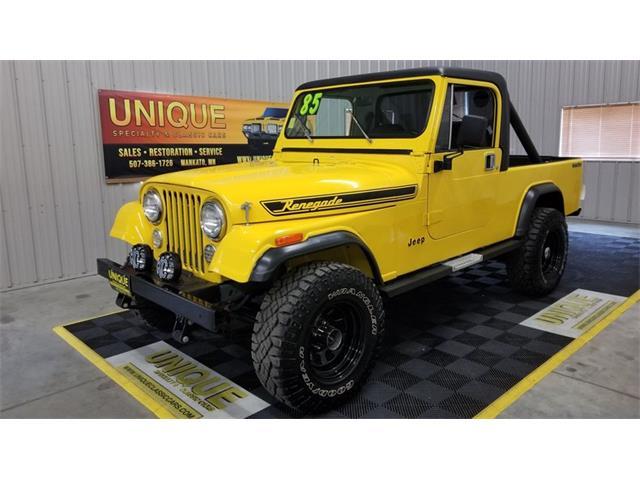 1985 Jeep CJ (CC-1300486) for sale in Mankato, Minnesota