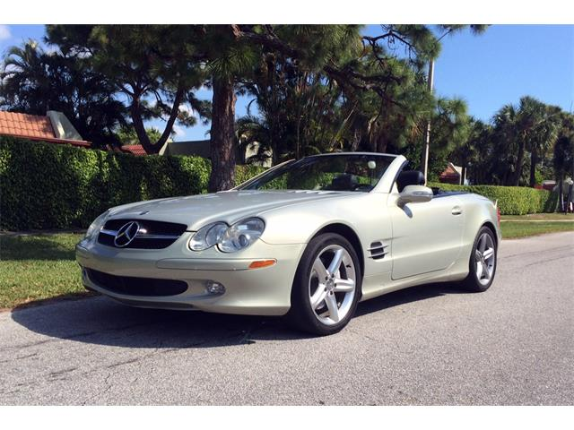 2003 Mercedes-Benz SL500 (CC-1304862) for sale in Scottsdale, Arizona