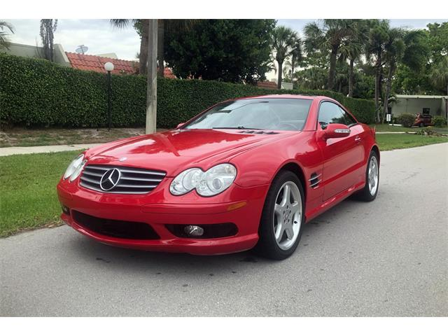 2003 Mercedes-Benz SL500 (CC-1304865) for sale in Scottsdale, Arizona