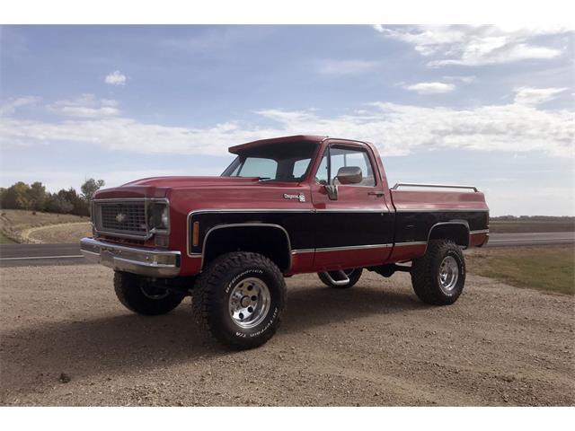 1976 Chevrolet Cheyenne (CC-1304881) for sale in Scottsdale, Arizona