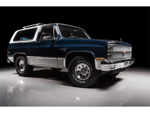 1982 Chevrolet Blazer (CC-1304894) for sale in Scottsdale, Arizona