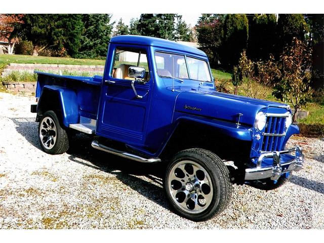 1961 Willys 2-Dr Coupe (CC-1304895) for sale in Scottsdale, Arizona