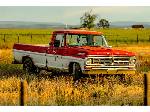 1971 Ford F250 (CC-1304903) for sale in Scottsdale, Arizona