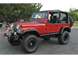 1982 Jeep CJ7 (CC-1304905) for sale in Scottsdale, Arizona