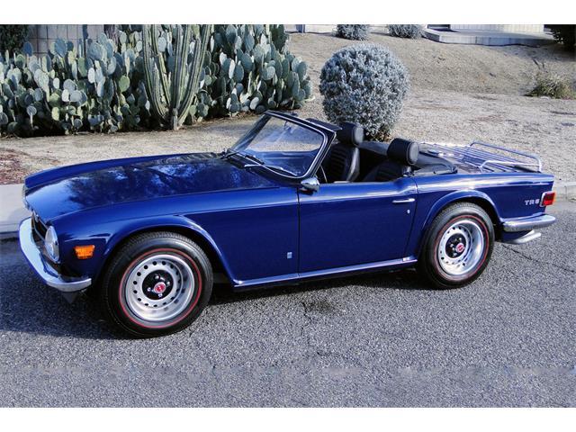 1972 Triumph TR6 (CC-1304916) for sale in Scottsdale, Arizona