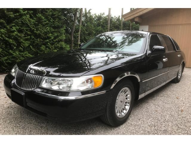 2001 Lincoln Town Car (CC-1304917) for sale in Scottsdale, Arizona