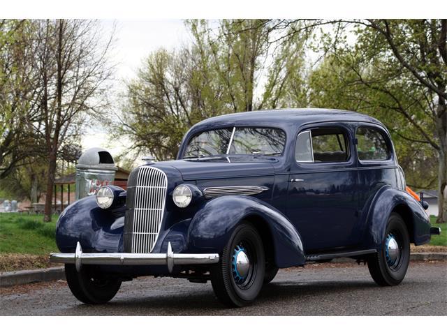 1935 Oldsmobile 2-Dr Sedan (CC-1304996) for sale in Scottsdale, Arizona