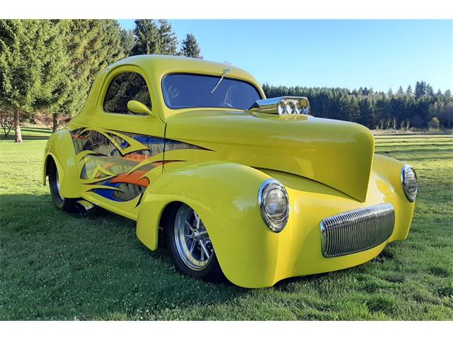 1941 Willys 2-Dr Coupe (CC-1305015) for sale in Scottsdale, Arizona