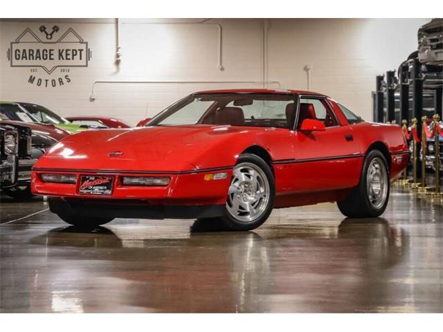1990 Chevrolet Corvette (CC-1300503) for sale in Grand Rapids, Michigan