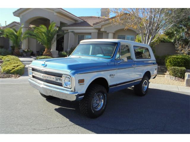 1970 Chevrolet Blazer (CC-1305030) for sale in Scottsdale, Arizona