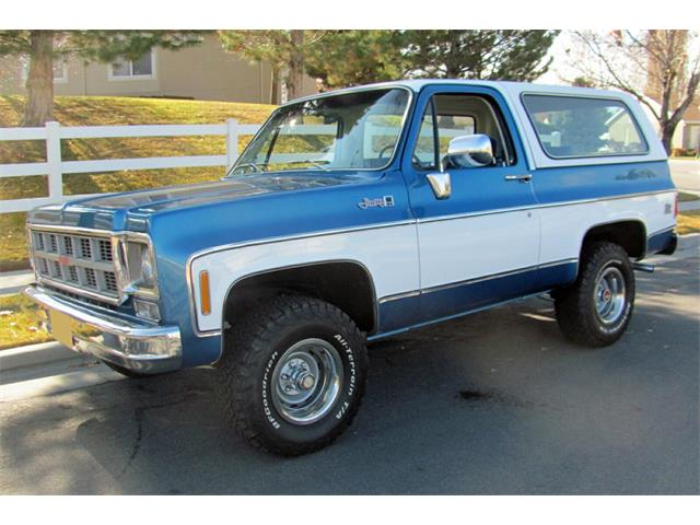 1977 GMC Jimmy (CC-1305035) for sale in Scottsdale, Arizona