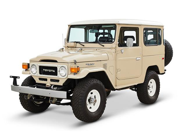 1983 Toyota Land Cruiser FJ (CC-1305052) for sale in Scottsdale, Arizona