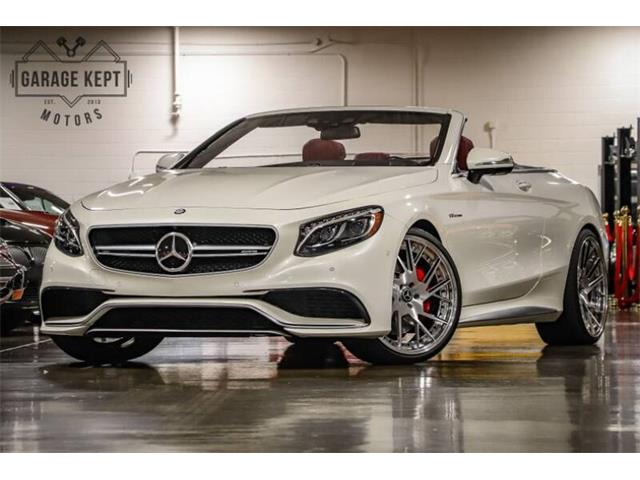 2017 Mercedes-Benz S-Class (CC-1300506) for sale in Grand Rapids, Michigan