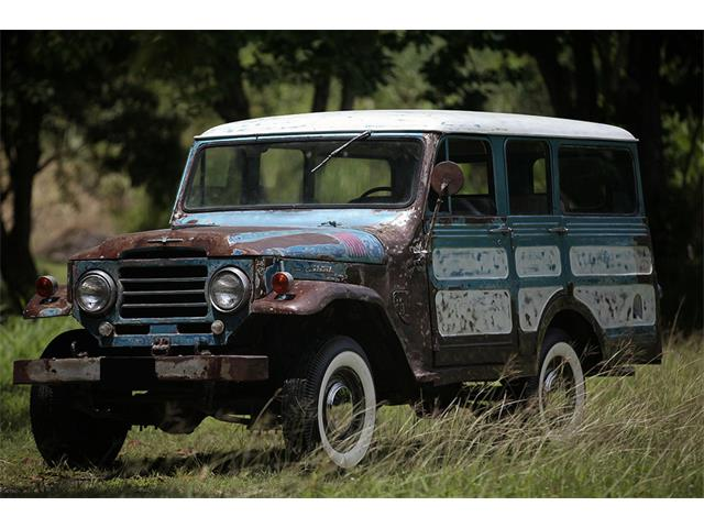 1960 Toyota Land Cruiser FJ (CC-1305065) for sale in Scottsdale, Arizona
