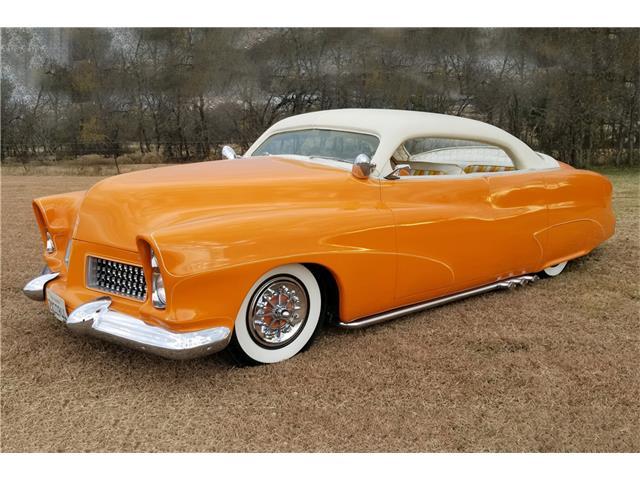 1951 Mercury 2-Dr Coupe (CC-1305078) for sale in Scottsdale, Arizona