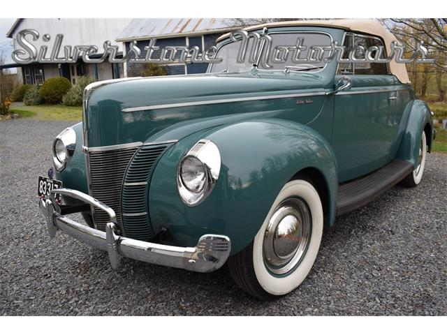1940 Ford Deluxe (CC-1300508) for sale in North Andover, Massachusetts
