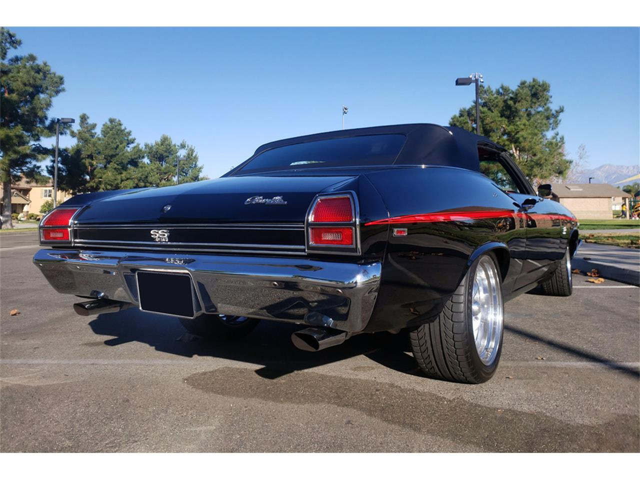 1969 Chevrolet Chevelle Malibu SS (CC-1305087) for sale in Scottsdale, Arizona
