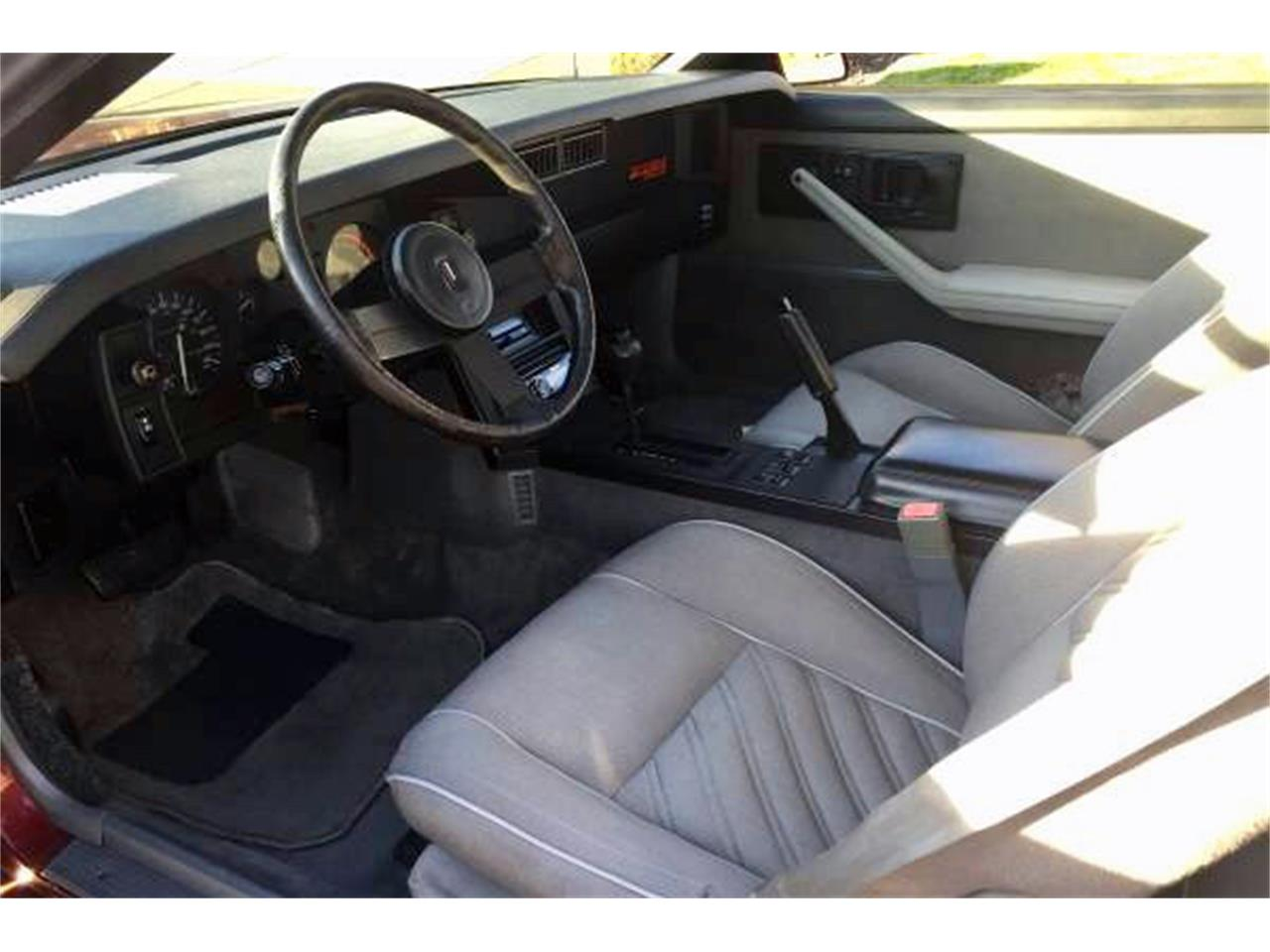 1987 Chevrolet Camaro IROC-Z (CC-1305099) for sale in Scottsdale, Arizona