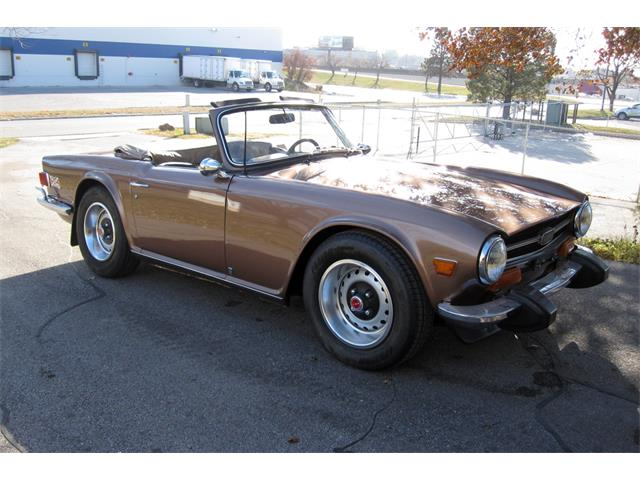 1973 Triumph TR6 (CC-1305102) for sale in Scottsdale, Arizona