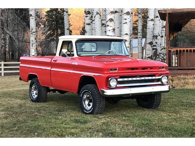 1965 Chevrolet K-10