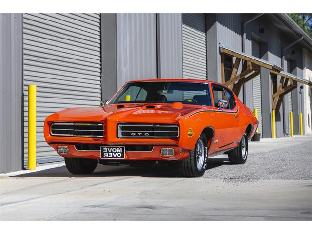 1969 Pontiac GTO (The Judge) (CC-1305127) for sale in Scottsdale, Arizona