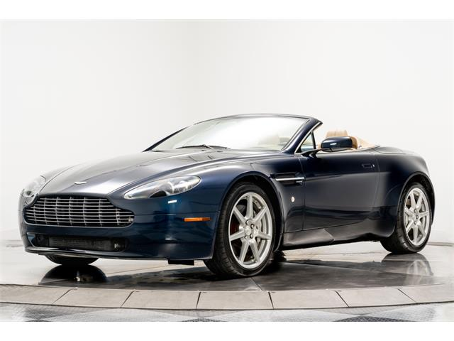 2008 Aston Martin Vantage (CC-1305130) for sale in Scottsdale, Arizona