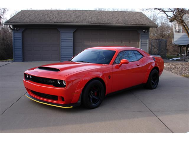2018 Dodge Challenger SRT Demon (CC-1305139) for sale in Scottsdale, Arizona