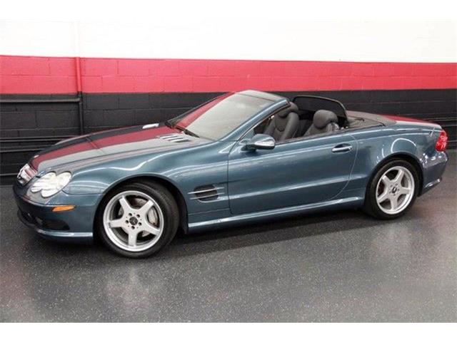2003 Mercedes-Benz SL500 (CC-1305199) for sale in Scottsdale, Arizona