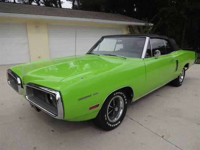 1970 Dodge Coronet 500 (CC-1305200) for sale in Sarasota, Florida